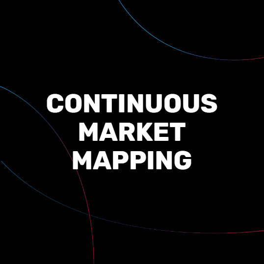 CONTINUOUS MARKET MAPPING