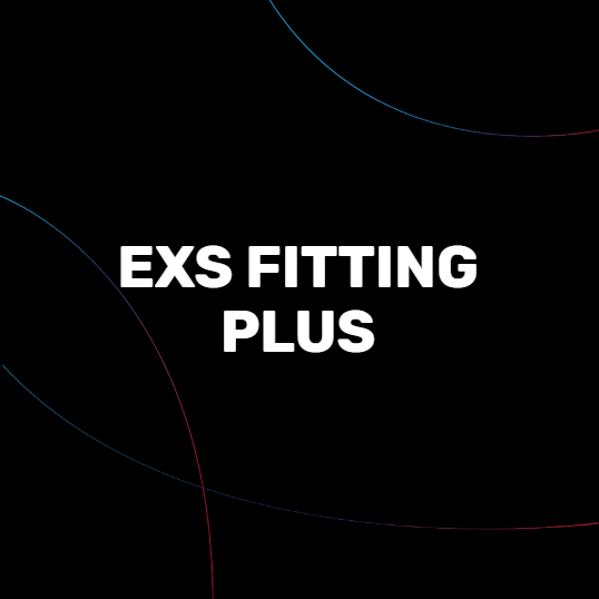 EXS FITTING PLUS