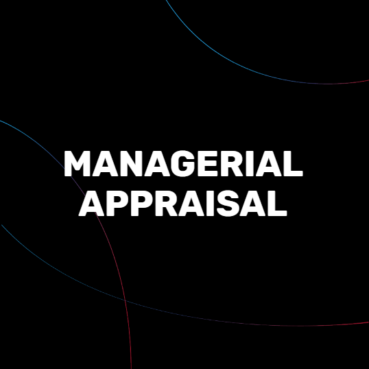 MANAGERIAL APPRAISAL